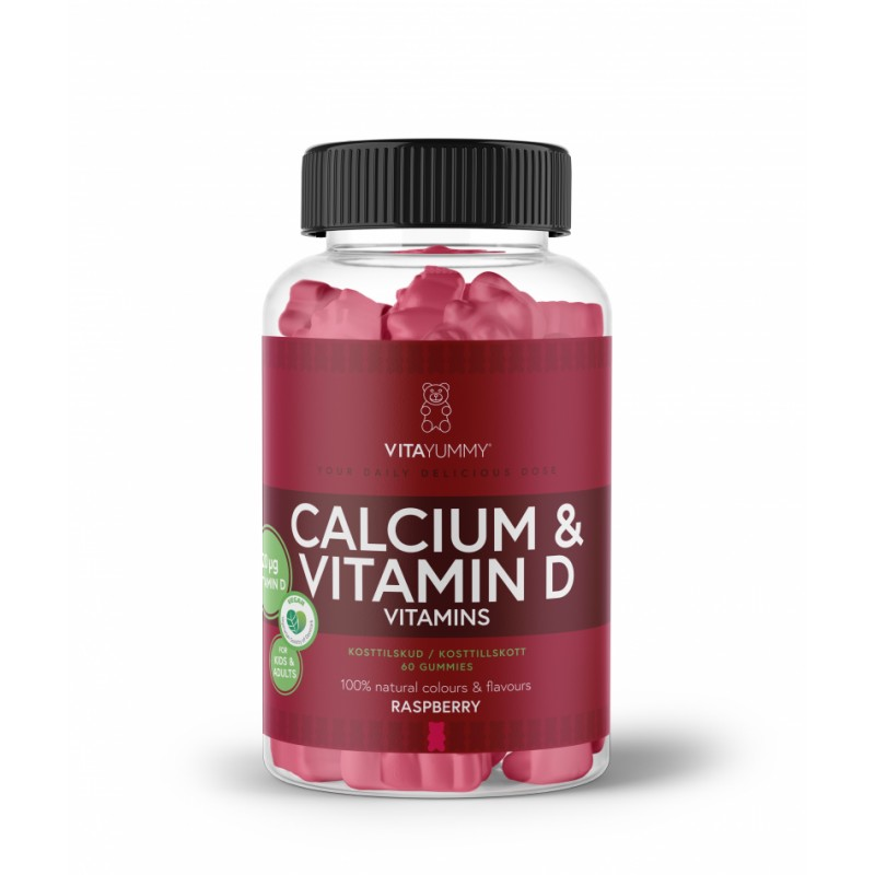 VitaYummy Calcium & Vitamin D