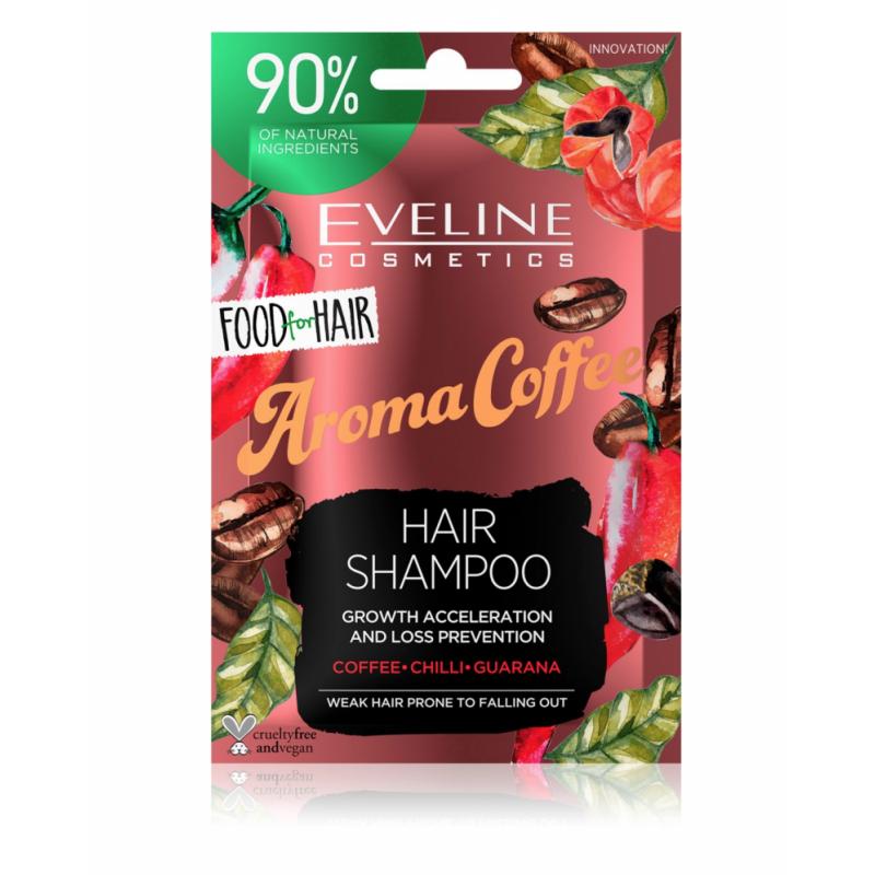 Eveline Aroma Coffee Hair Shampoo
