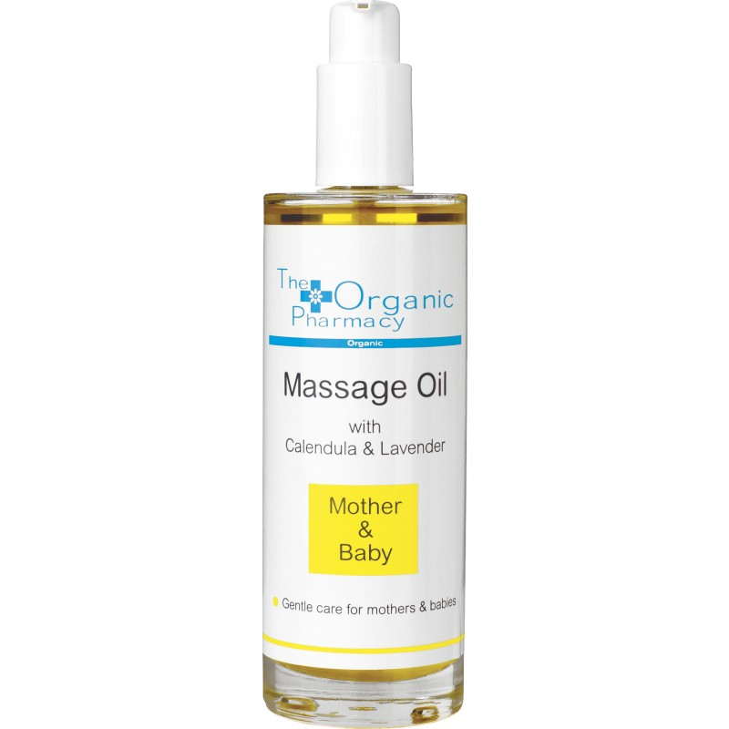 The Organic Pharmacy Mother & Baby Massage Oil