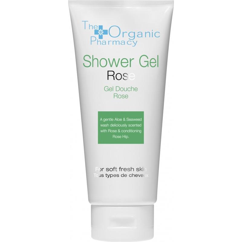The Organic Pharmacy Rose Shower Gel