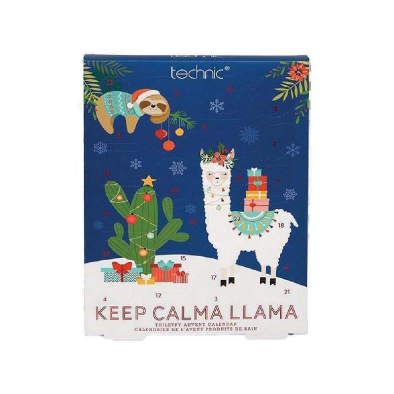 Technic Keep Calma Llama Advent Calendar