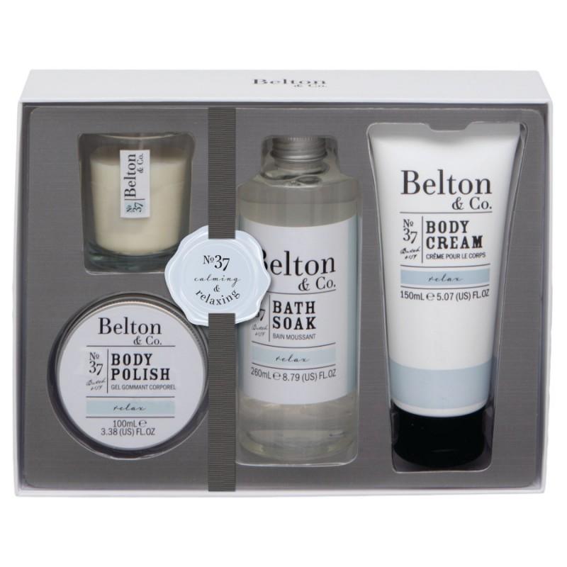 Belton & Co. Relax Bath & Body Set