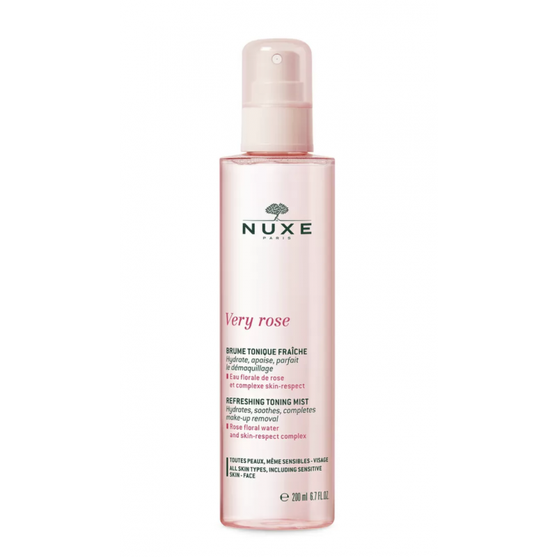 Nuxe Very Rose Tonic Mist