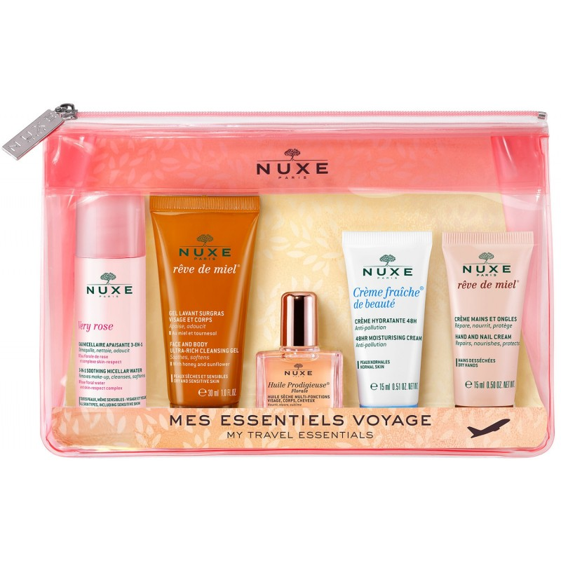 Nuxe My Travel Essentials Travel Kit 2020