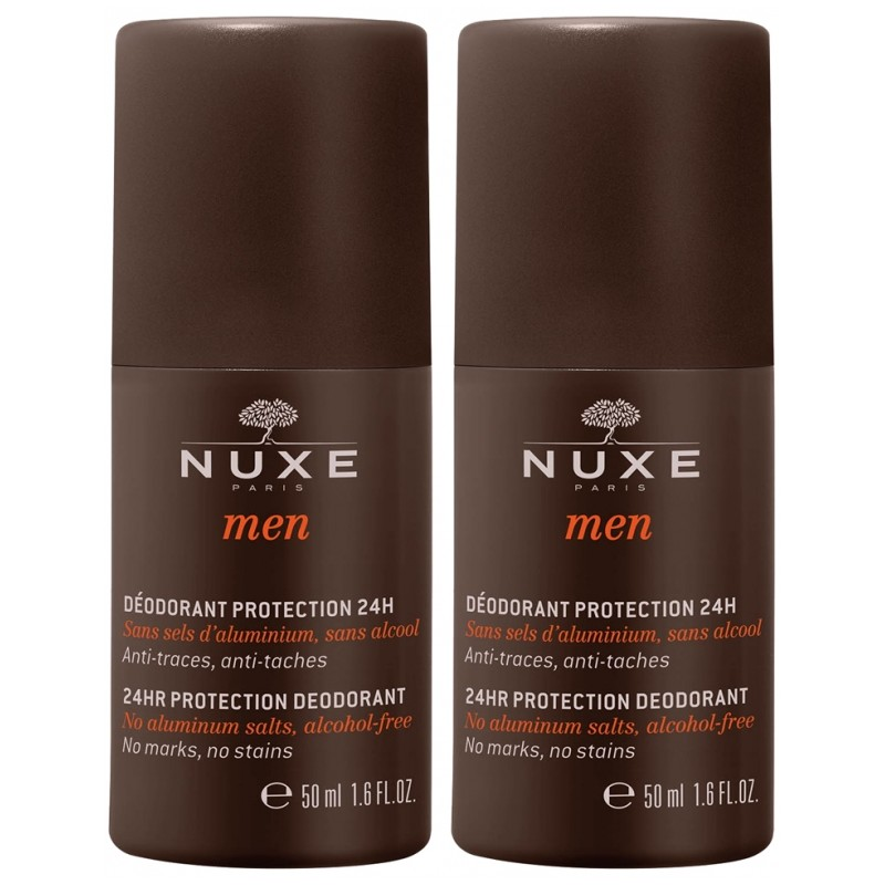 Nuxe Men 24HR Protection Deostick Duo
