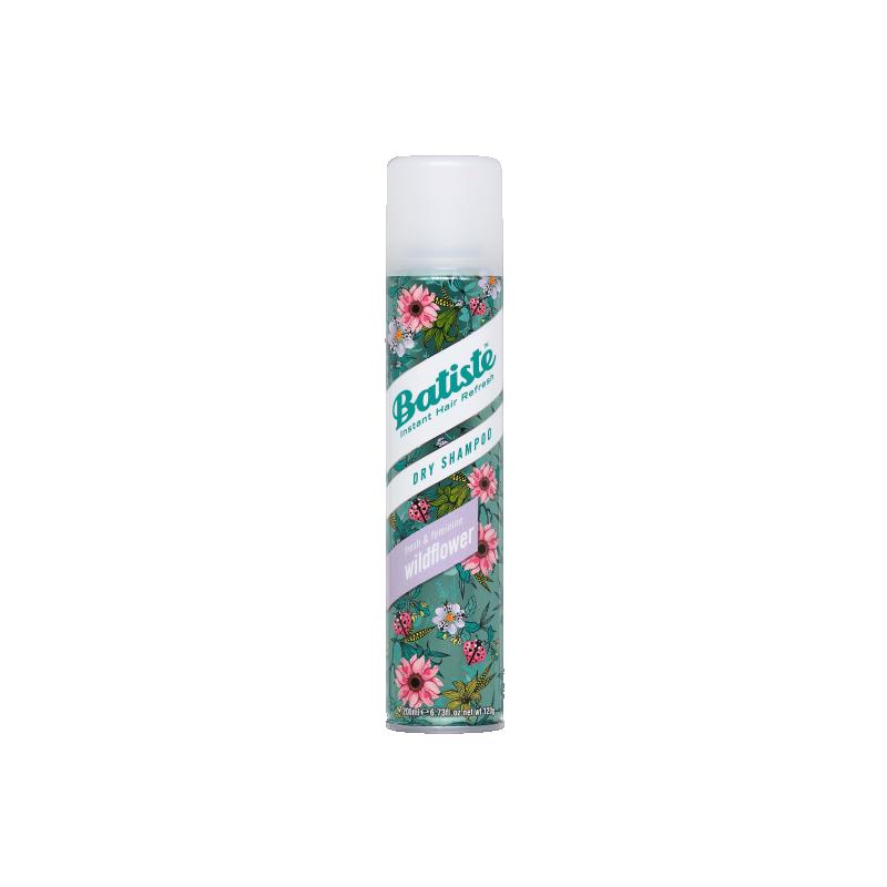 Batiste Wildflower Dry Shampoo
