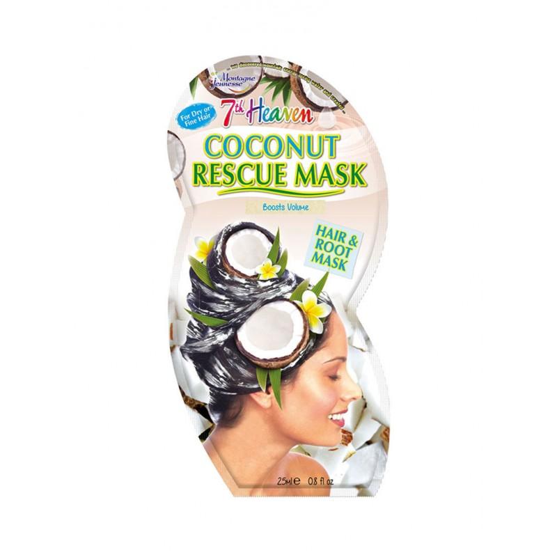Montagne Jeunesse Coconut Protein Rescue Hair Mask
