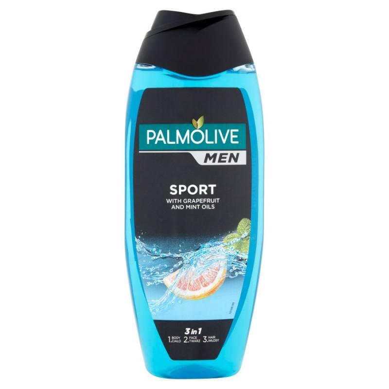 Palmolive Men 3in1 Sport Showergel