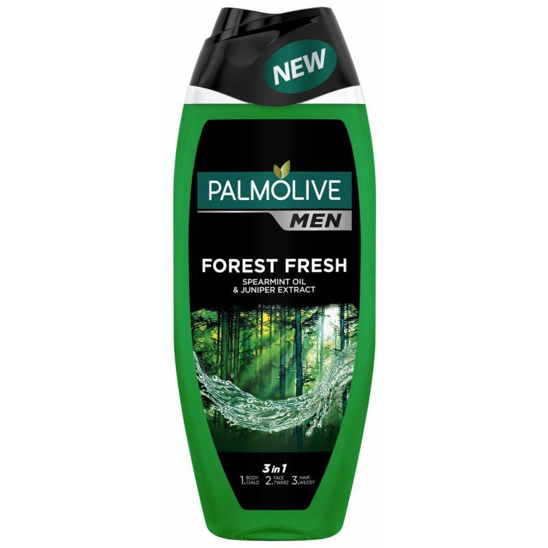 Palmolive Men 3in1 Forest Fresh Showergel