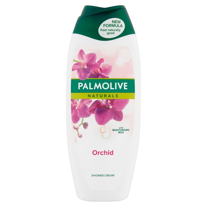 Palmolive Black Orchid Showergel