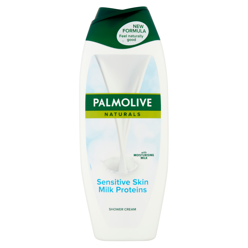 Palmolive Sensitive Skin Milk Protein Shower Cream