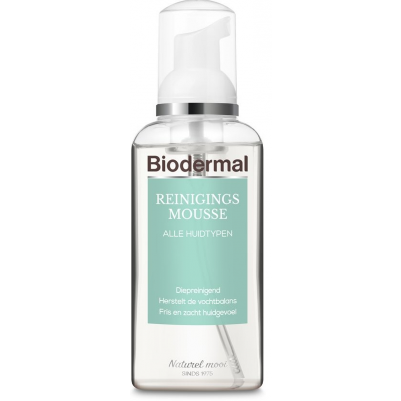 Biodermal Cleansing Mousse All Skin Types