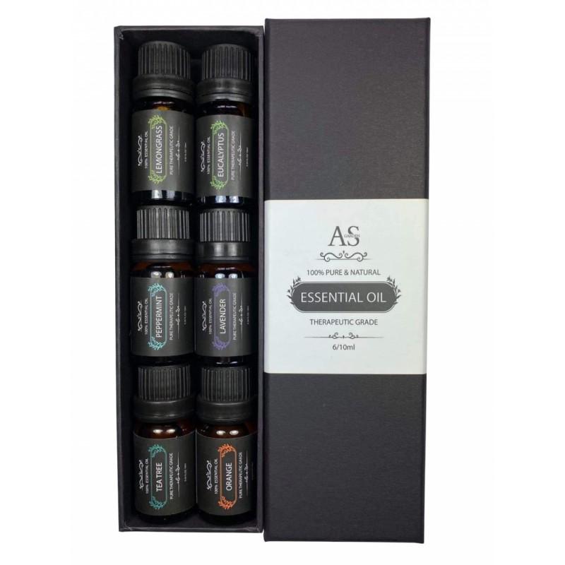 AS Garden Essential Oils
