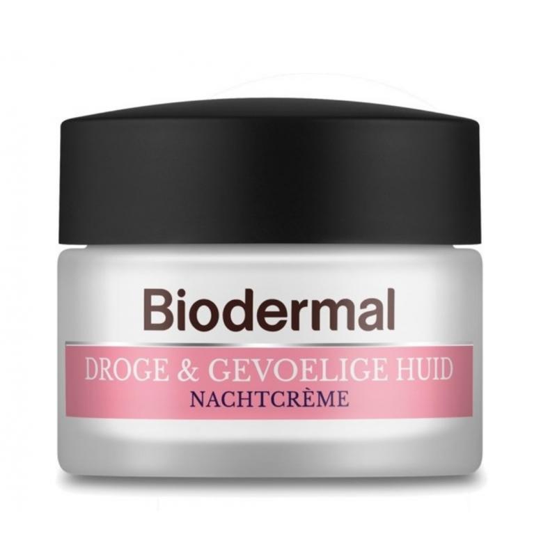 Biodermal Dry & Sensitive Skin Night Cream