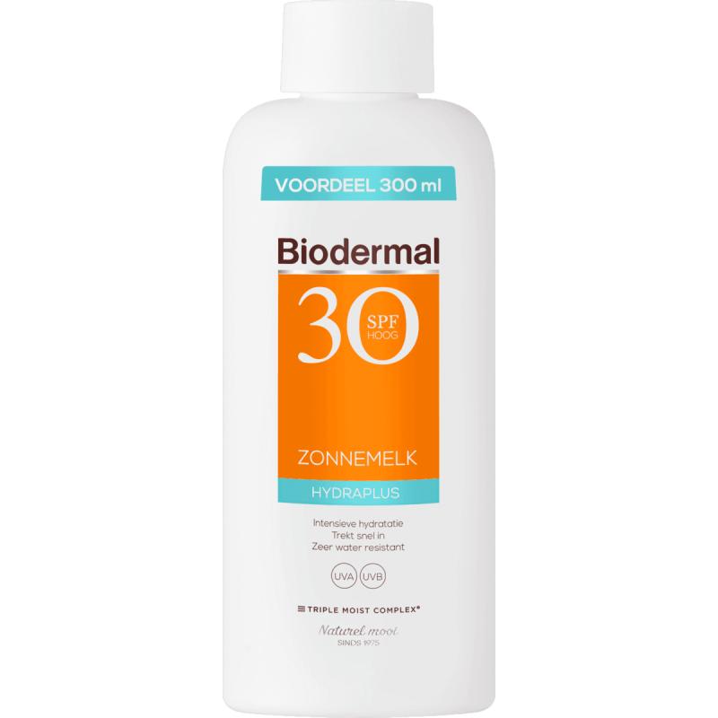 Biodermal HydraPlus Sun Milk SPF30