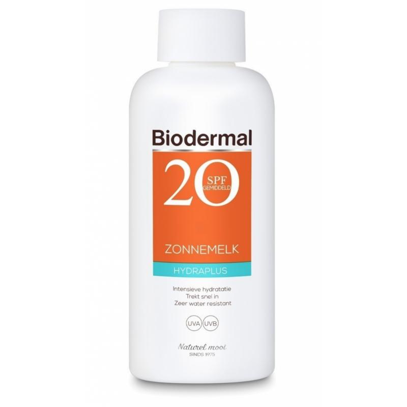 Biodermal HydraPlus Sun Milk SPF20