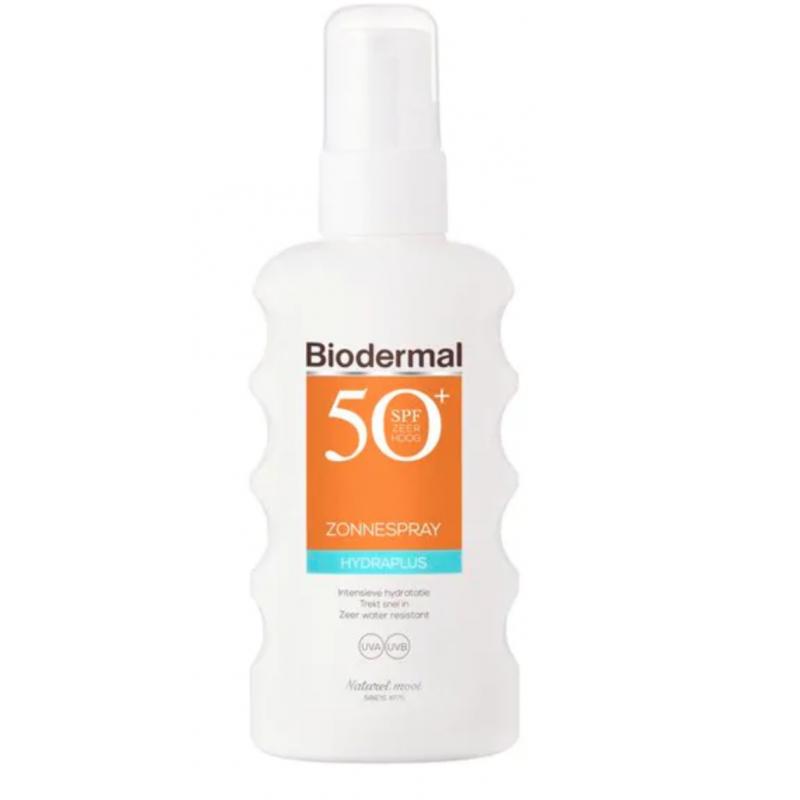 Biodermal HydraPlus Sun Spray SPF50+