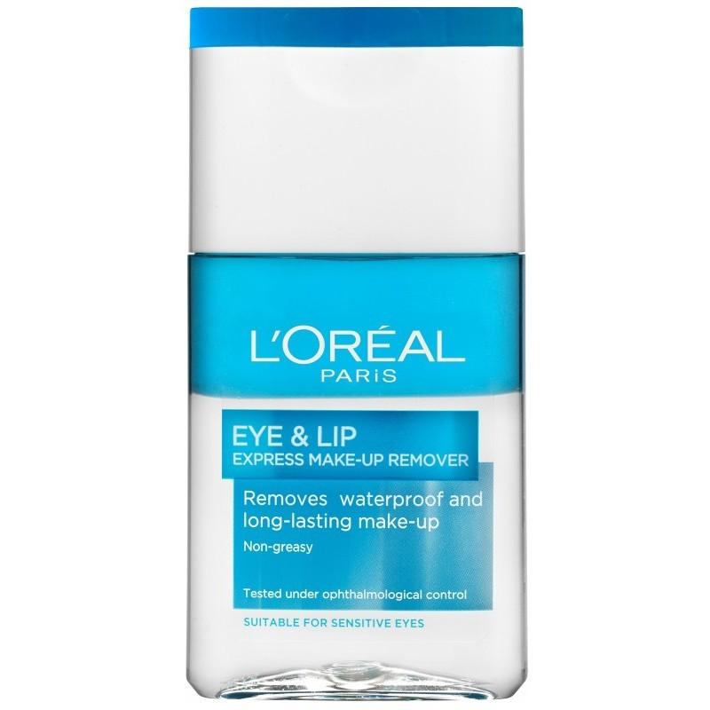 L'Oreal Bi-Phase Waterproof Eye Make-up Remover