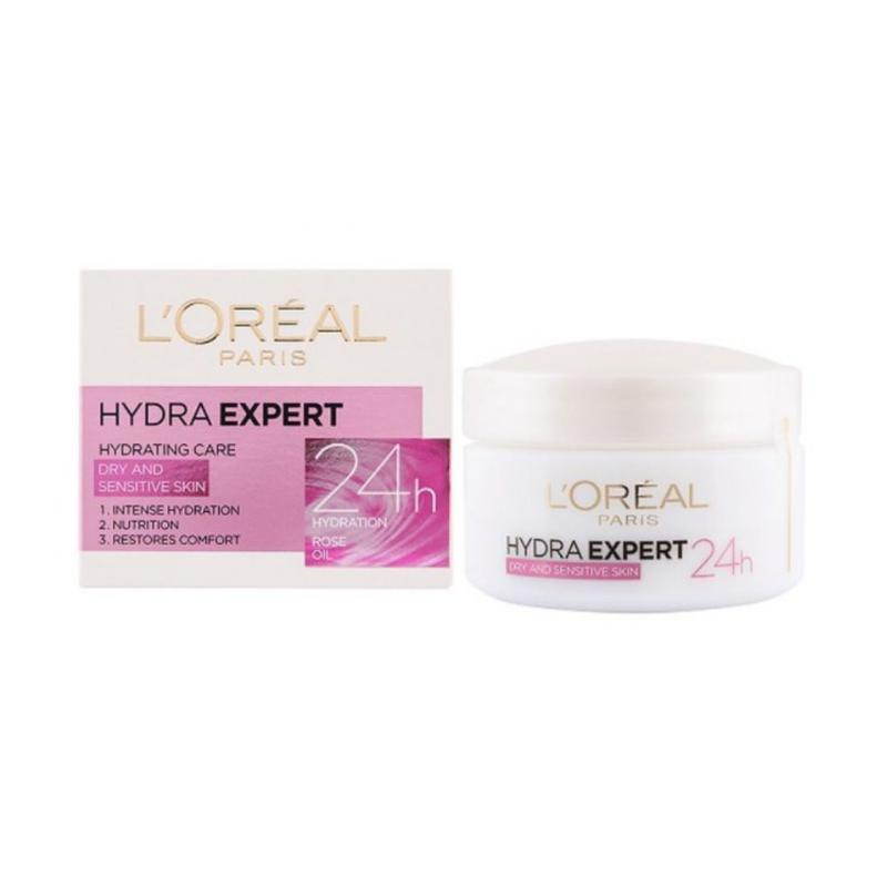 L'Oreal Expert Moisturising 24H Day Cream Sensitive Skin
