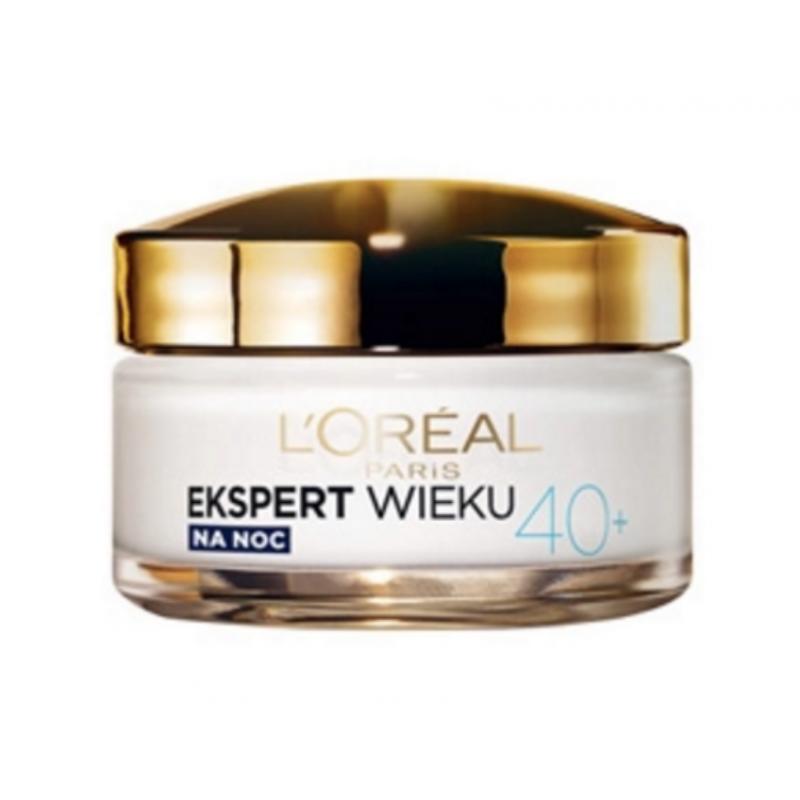 L'Oreal Age Expert 40+ Anti-Wrinkle Smoothing Night Cream