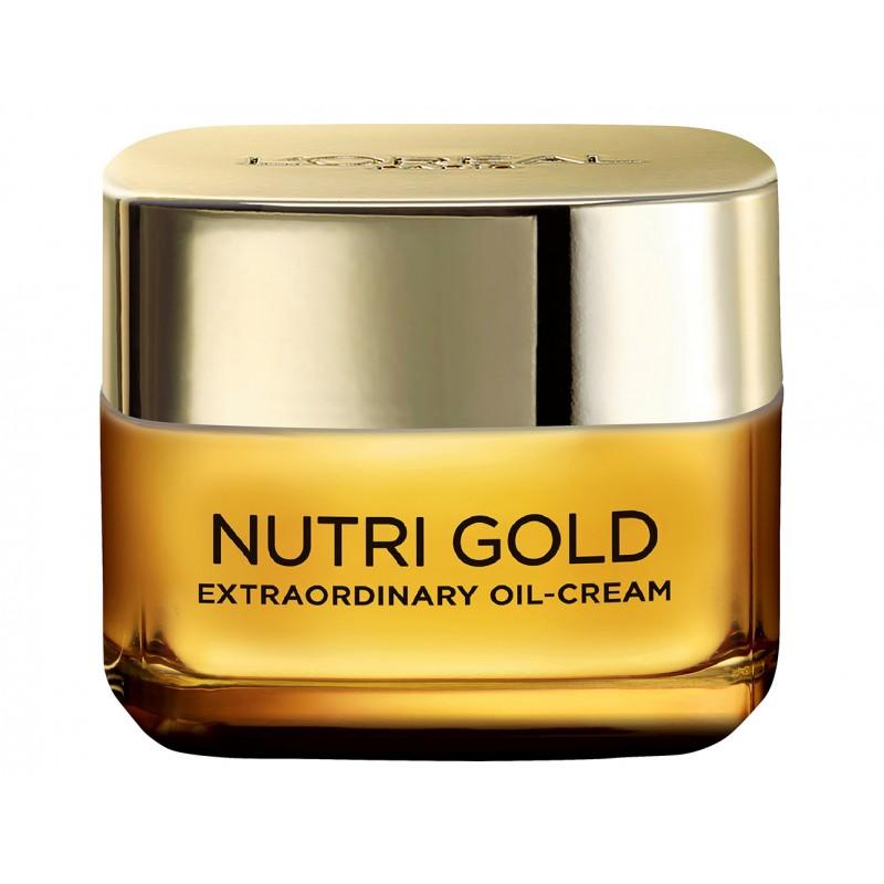 L'Oreal Nutri Gold Extraordinary Oil-Cream