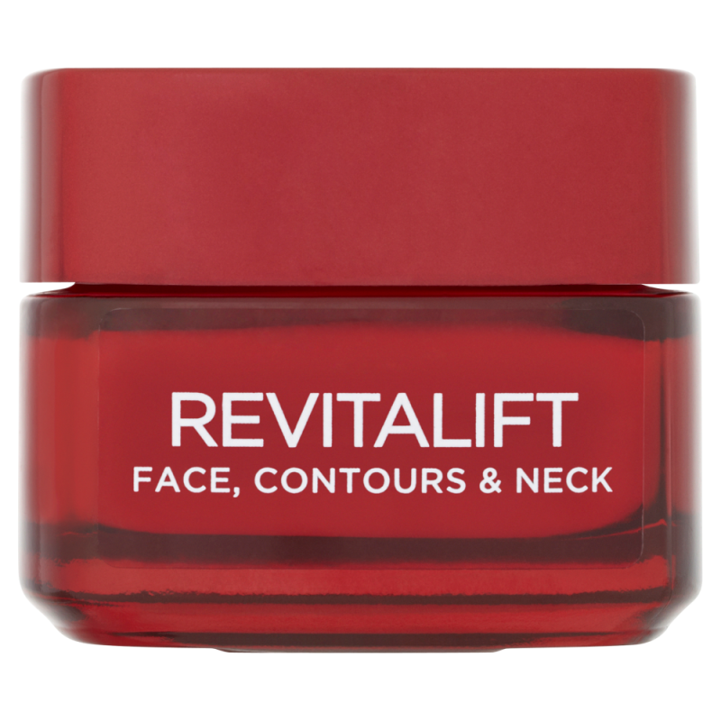 L'Oreal Revitalift Face & Contours & Neck Moisturizing Cream
