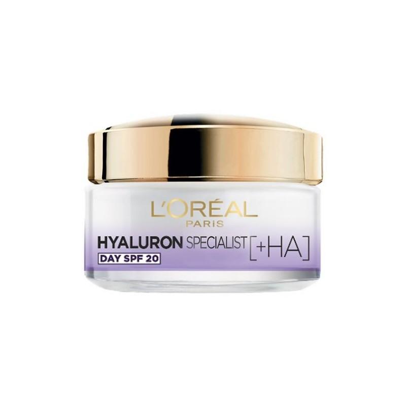 L'Oreal Hyaluron Specialist Day Cream SPF20