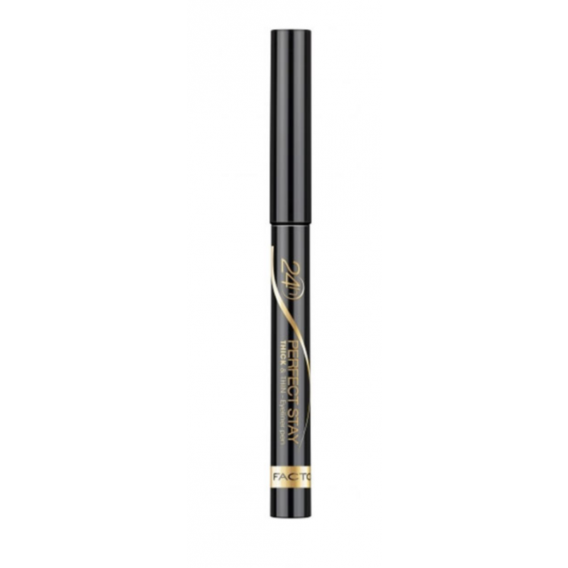 Max Factor Perfect Stay Tick & Think Eyeliner 24H 01 Black