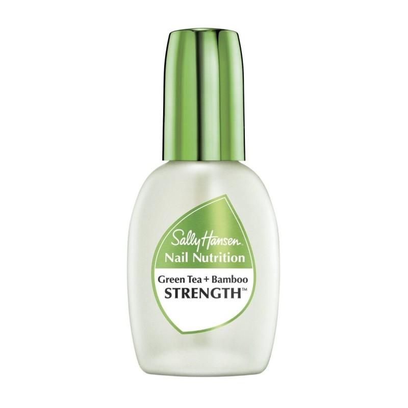 Sally Hansen Nail Nutrition Green Tea + Bamboo Nail Strength Base & Top Coat