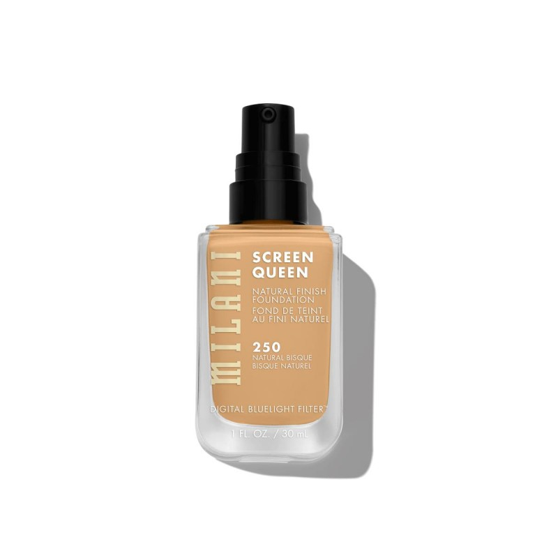 Milani Screen Queen Foundation 250 Natural Bisque