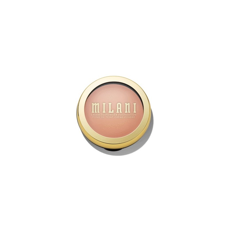 Milani Conceal + Perfect Smooth Finish Cream To Powder 220 Creamy Natural