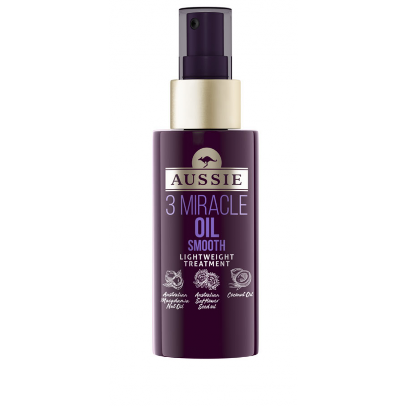 Aussie 3 Minute Miracle Oil