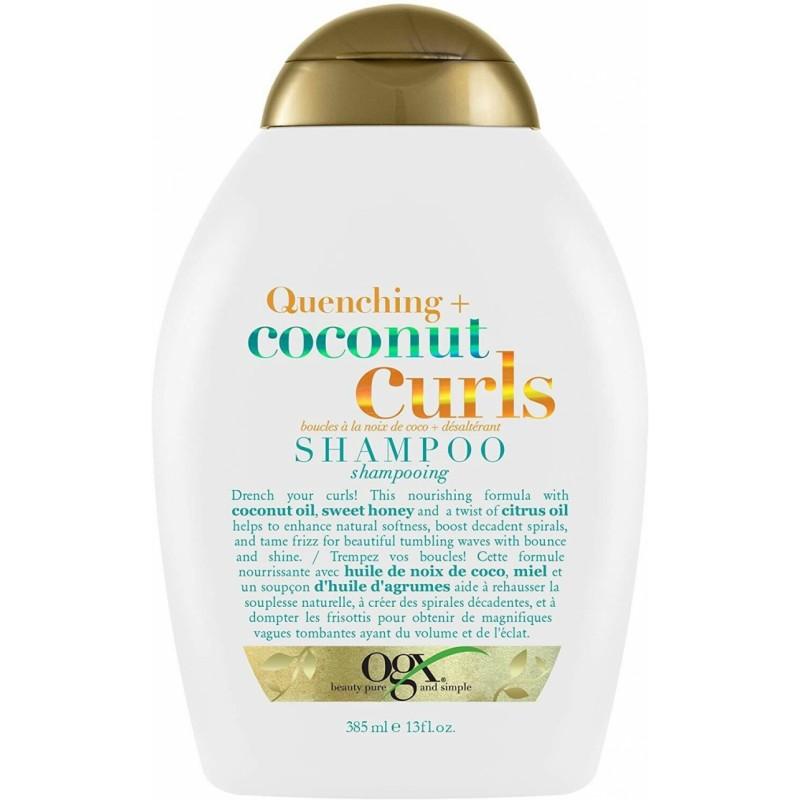 OGX Quenching+ Coconut Curls Shampoo