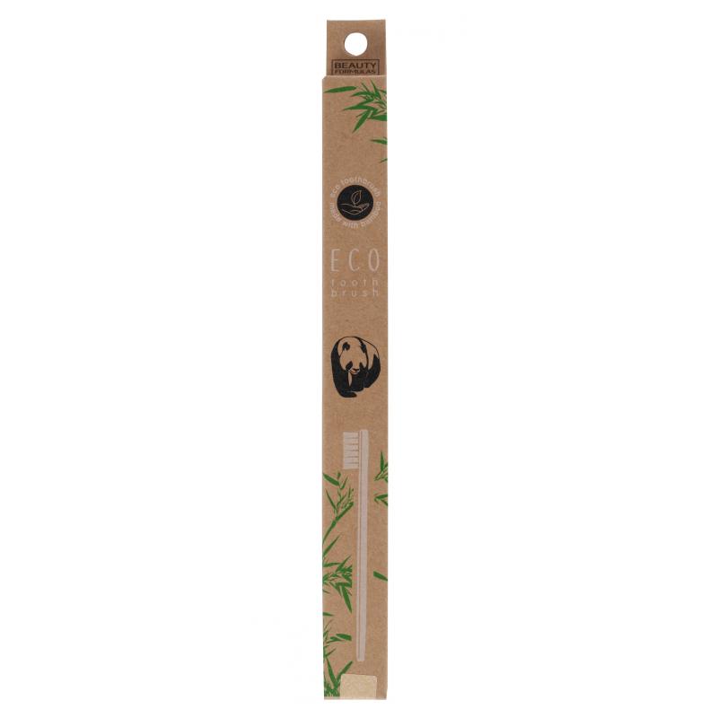 Beauty Formulas Active Eco Friendly Bamboo Toothbrush