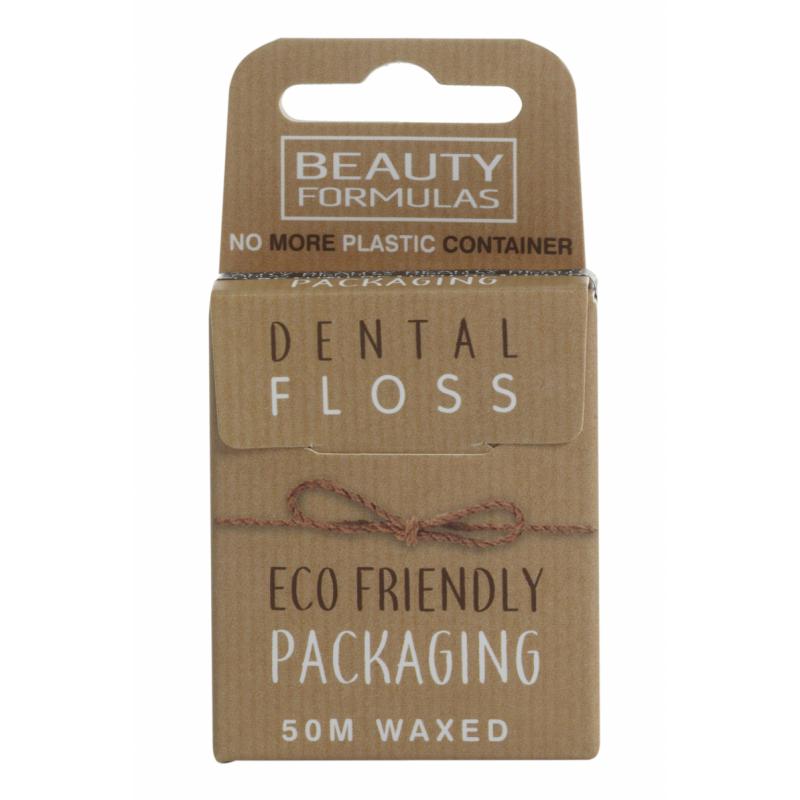 Beauty Formulas Eco Friendly Packaging Waxed Floss