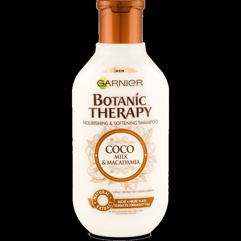 Garnier Botanic Therapy Coconut Milk & Macadamia Shampoo