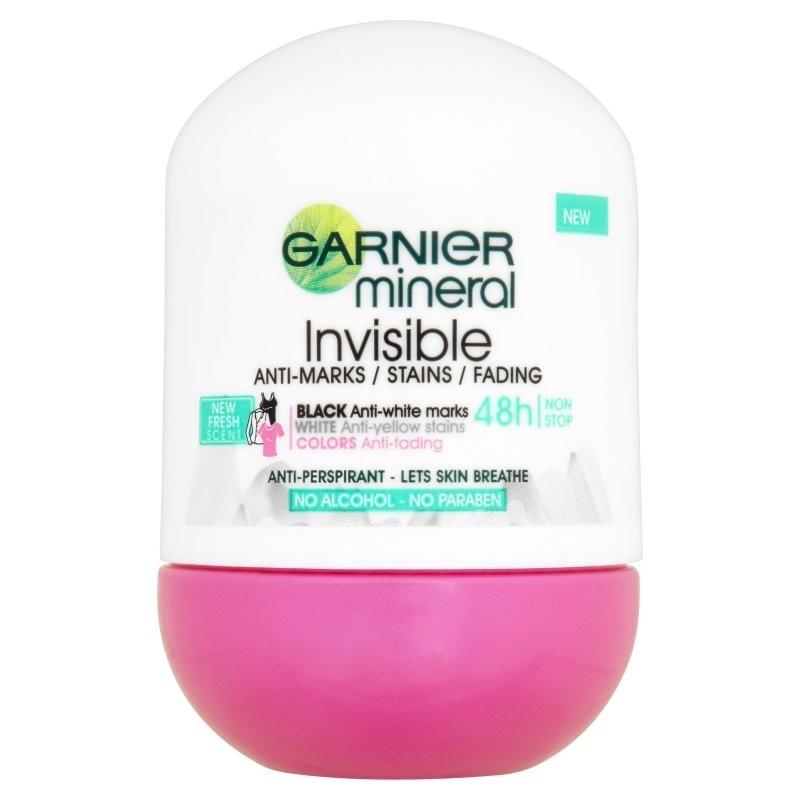 Garnier Mineral Invisible 48h Anti-Perspirant Deostick