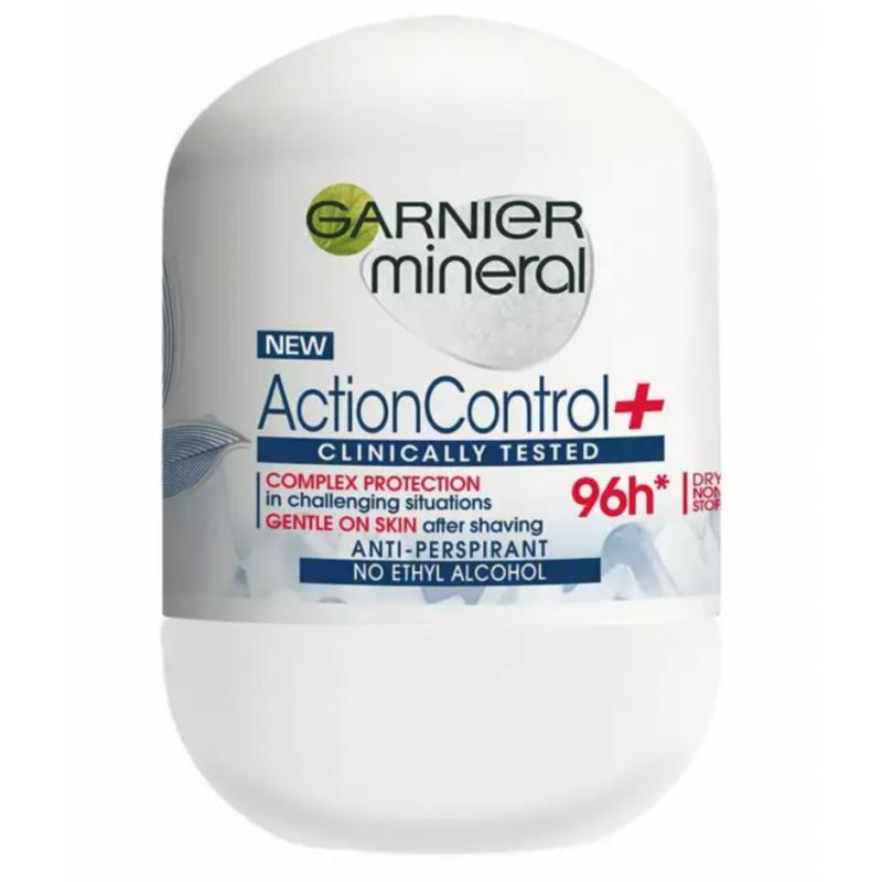 Garnier Mineral Action Control+ 96h Deostick