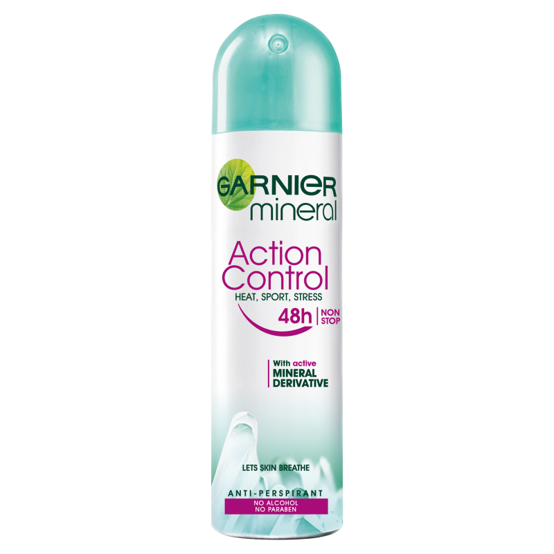 Garnier Mineral Action Control 48h Deospray