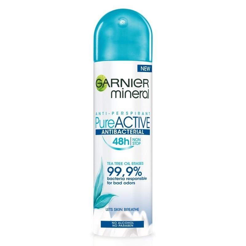 Garnier Mineral Pure Active 48h Deospray