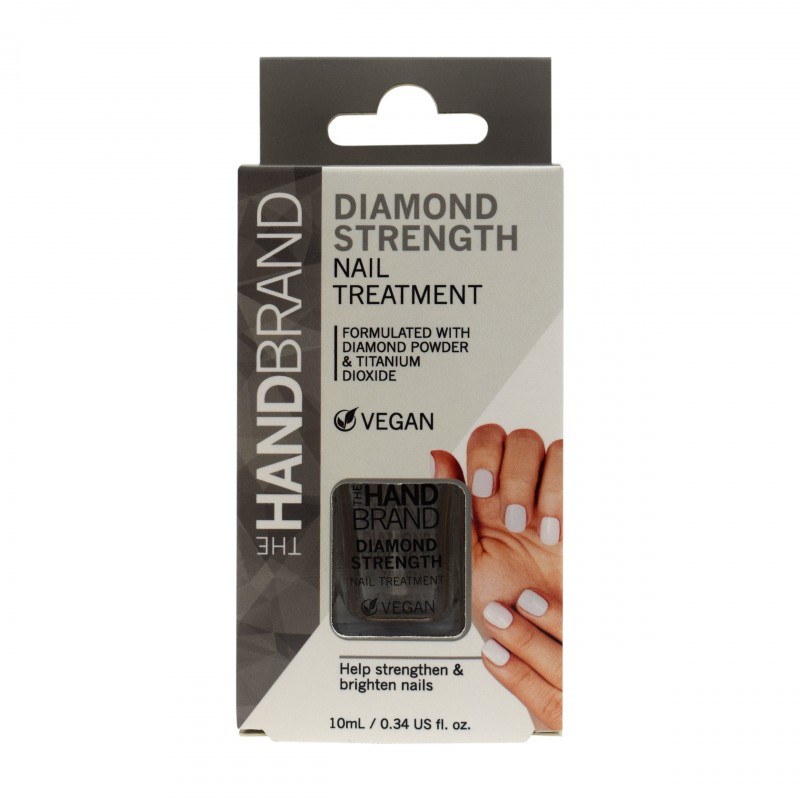 The HandBrand Nail Treatment Diamond Strength
