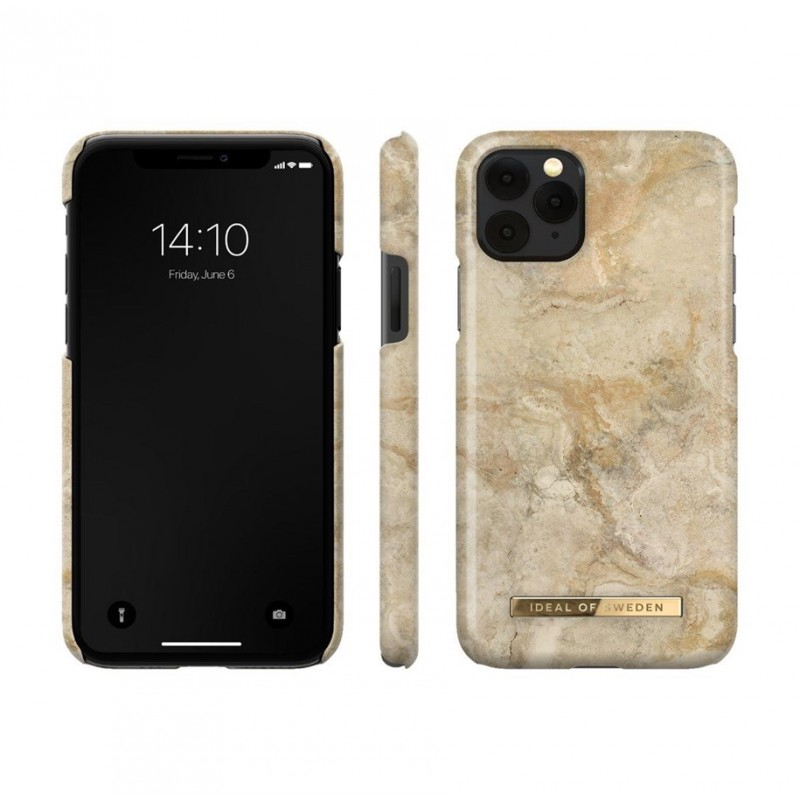 iDeal Of Sweden Fashion Case iPhone 11 Pro Sandstorm Marble