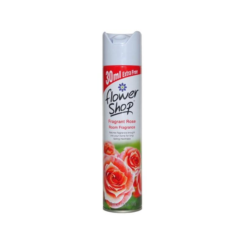 Flower Shop Air Freshener Fragrant Rose