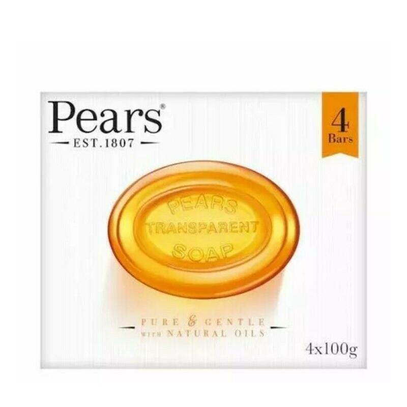Pears Amber Soap Bars