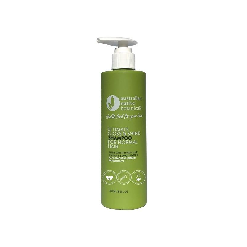 Australian Native Botanicals Ultimate Gloss & Shine Shampoo Normal Hair