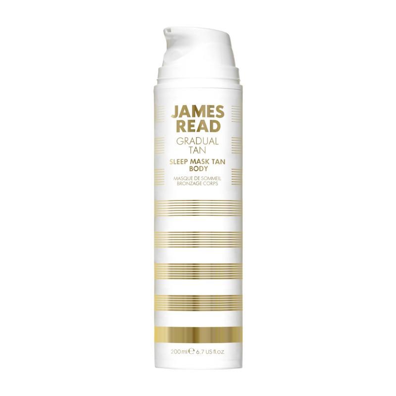 James Read Sleep Mask Tan Body