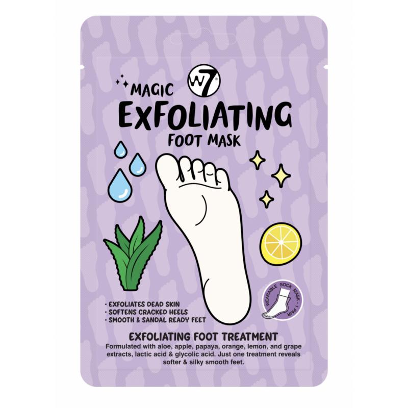 W7 Magic Exfoliating Foot Mask