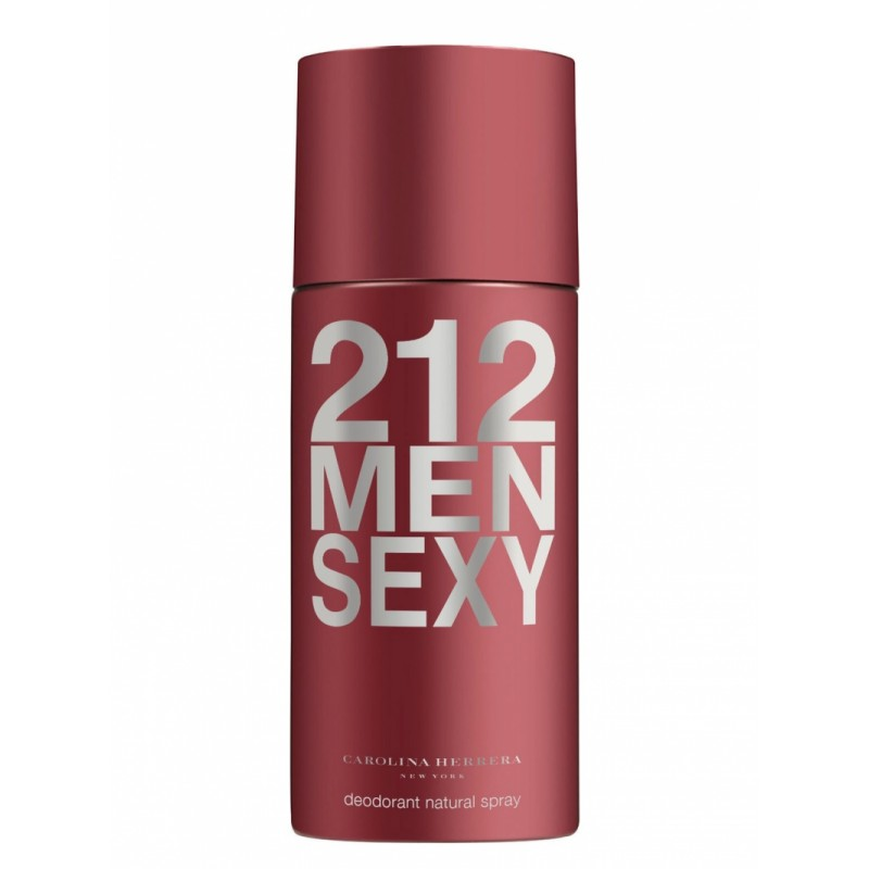 Carolina Herrera 212 Sexy Men Deospray