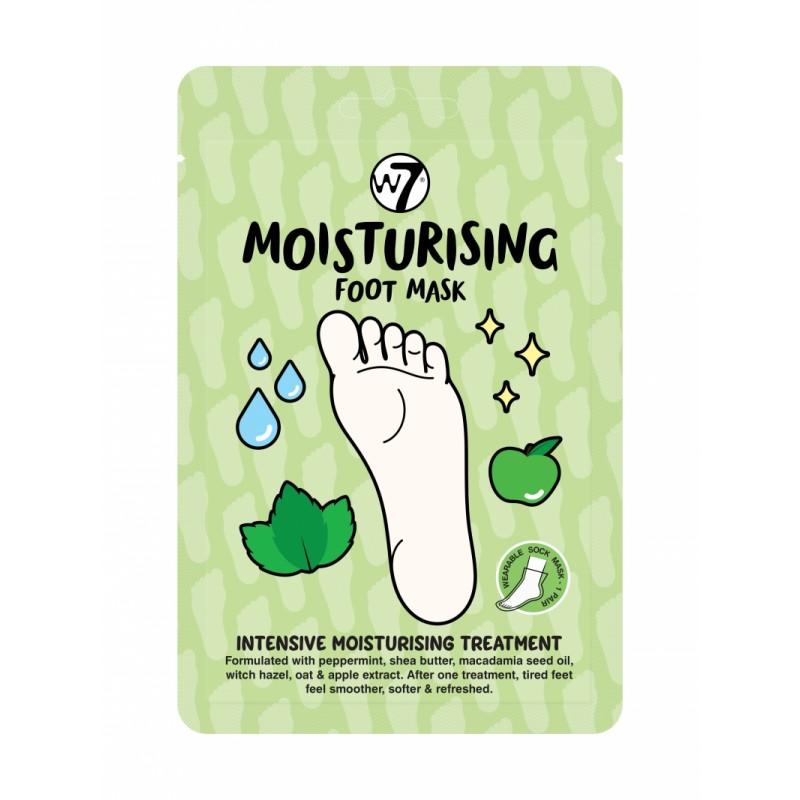 W7 Moisturizing Foot Mask