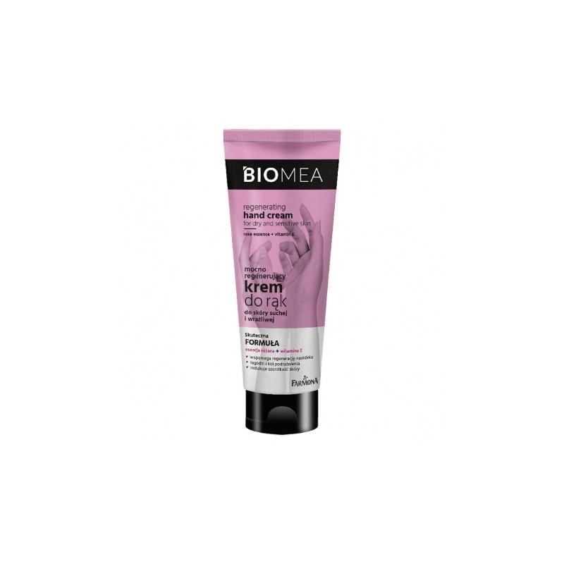Farmona Biomea Regenerating Hand Cream For Dry & Sensitive Skin